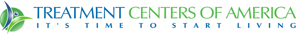 Treatment Centers of America Retina Logo